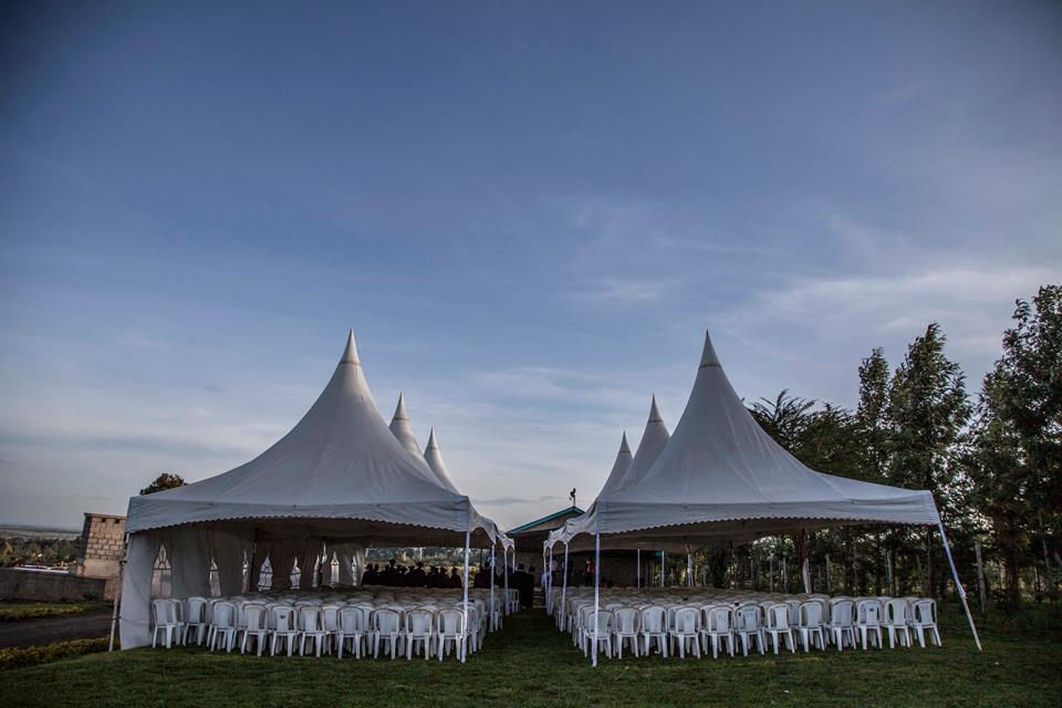 Event Tents And Seating